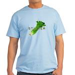 celery stalker, dieter/vegetarian/vegan Light T-Sh