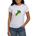 celery stalker, dieter/vegetarian/vegan Women's T-
