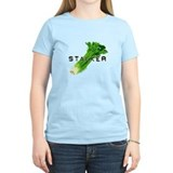 Celery stalker Women's Light T-Shirt