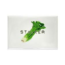 celery stalker, dieter/vegetarian/vegan Rectangle