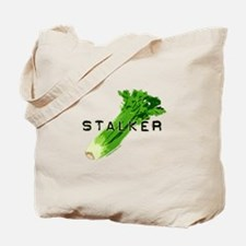 celery stalker, dieter/vegetarian/vegan Tote Bag