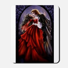 Vampire's Kiss Mousepad