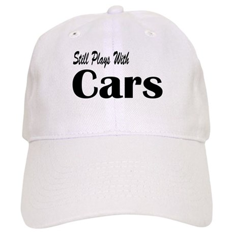 Plays With Cars Cap