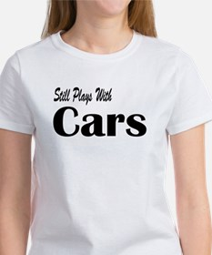 Plays With Cars Tee