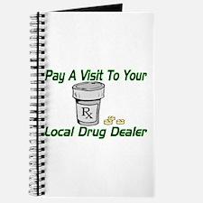 Local Drug Dealer Journal
