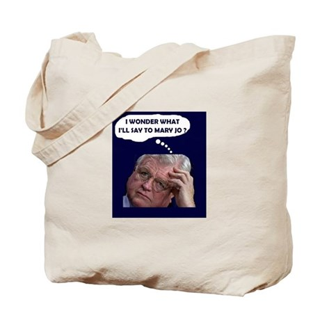 I'M GOING FOR HELP! Tote Bag