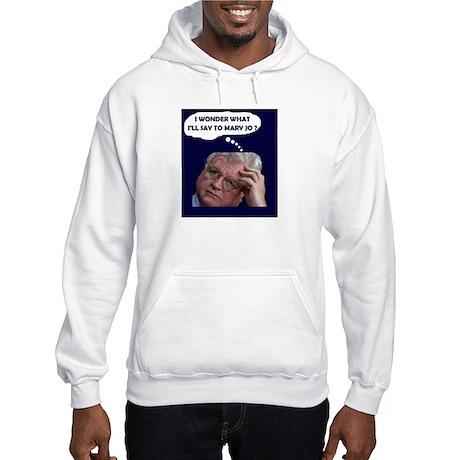 I'M GOING FOR HELP! Hooded Sweatshirt