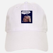 I'M GOING FOR HELP! Baseball Baseball Cap
