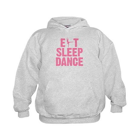 EAT SLEEP DANCE Kids Hoodie
