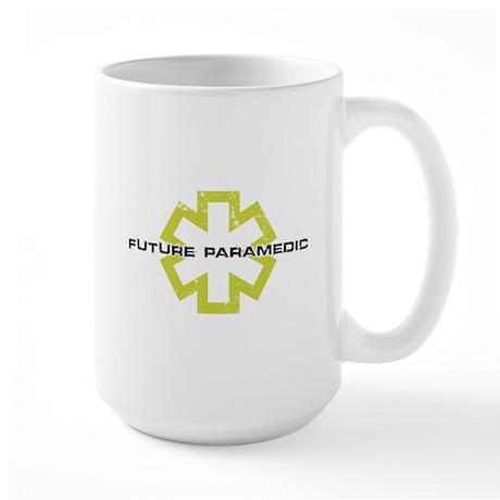 Future Paramedic Large Mug