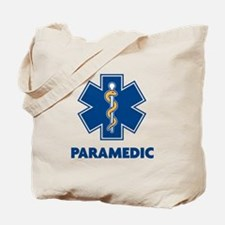 EMS Star of Life with Paramedic Tote Bag
