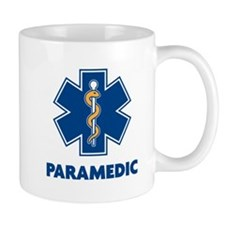 EMS Star of Life with Paramedic Mug