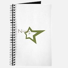 Ninja Star Journal