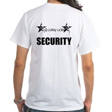 DJ Coley Cole Security T-Shirt