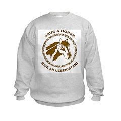 Ride An Uzbekistani Sweatshirt