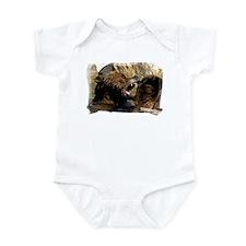 Bear Fight Infant Bodysuit