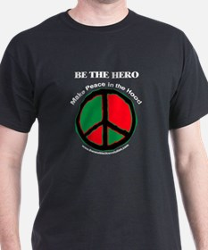 Peace in the Hood T-Shirt