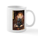 Queen / Cocker Spaniel (blk) Mug