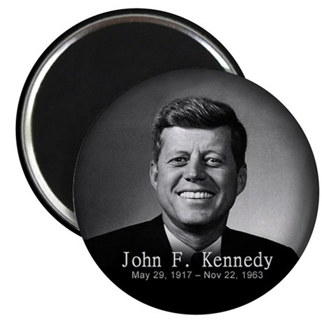 """Kennedy - 2.25"""" Magnet (100 pack)"""