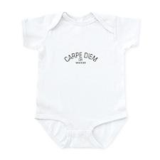 CARPE DIEM or Whatever... Infant Bodysuit