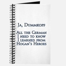 Funny Wwii german Journal
