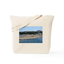 Ballard's Beach Tote Bag