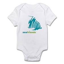 SeaFriends-Angelfish Infant Bodysuit