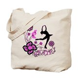 Figure skating gifts Canvas Bags