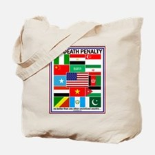 The Death Penalty Tote Bag