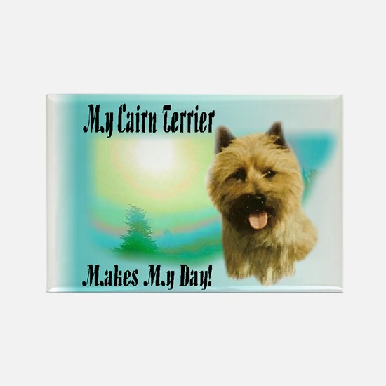 Cairn Terrier Gifts Rectangle Magnet (10 pack)