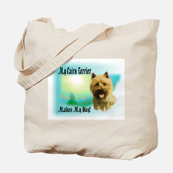Cairn Terrier Gifts Tote Bag