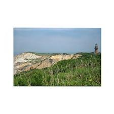 Martha's Vineyard Lighthouse Rectangle Magnet