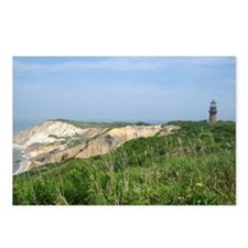 Martha's Vineyard Lighthouse Postcards (Package of