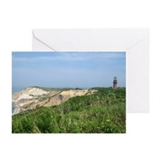 Martha's Vineyard Lighthouse Greeting Cards (Pk of
