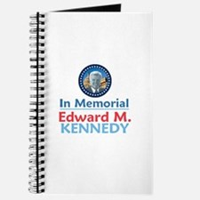 Ted Kennedy Memorial Journal