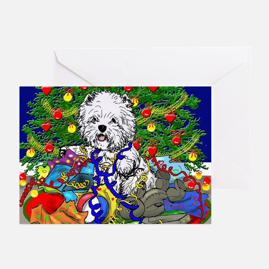Unwrap the Magic Greeting Cards (Pk of 10)