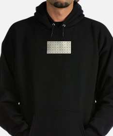 Coprime Lattice Hoodie (dark)