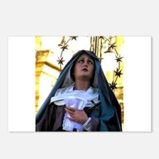 Our Lady of Sorrows Postcards (Package of 8)