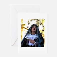Our Lady of Sorrows Greeting Card