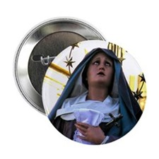 "Our Lady of Sorrows 2.25"" Button"