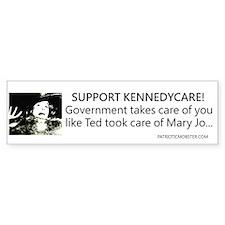 Say NO to KennedyCare Bumper Bumper Sticker