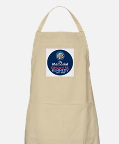 Ted Kennedy In Memorial BBQ Apron