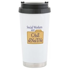 Social Workers Travel Mug