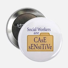 """Social Workers 2.25"""" Button"""