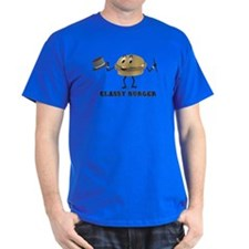 Classy Burger T-Shirt