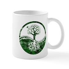 Yin Yang Tree Small Mug