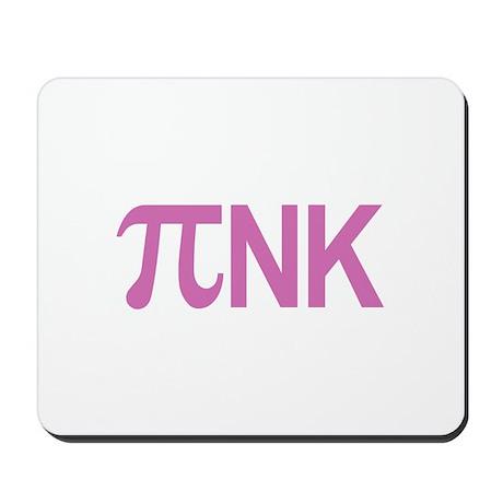 Pi nk Pink Mousepad
