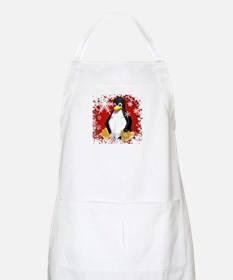 Snowflake Windows! BBQ Apron