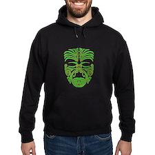 green moko Hoodie