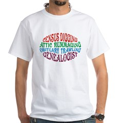 Census Digging Shirt